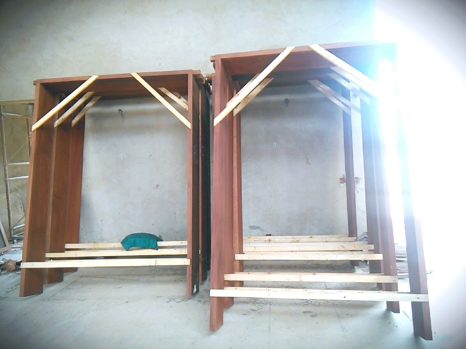 Masjid Doors Installation contract has given to the contractor and also Door Frames have delivered | & Masjid Doors Installation contract has given to the contractor and ...